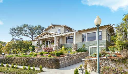 $3,199,000 - 4Br/2Ba -  for Sale in 15 - Riviera/upper, Santa Barbara