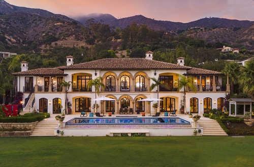 $33,500,000 - 6Br/8Ba -  for Sale in Montecito