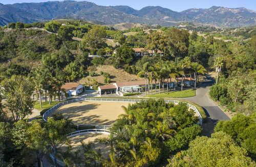 $17,500,000 - 6Br/7Ba -  for Sale in Equestrian Estates, Santa Barbara