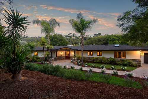 $4,195,000 - 3Br/4Ba -  for Sale in 25 - Hope Ranch, Santa Barbara