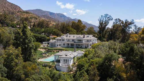 $27,750,000 - 7Br/14Ba -  for Sale in Montecito