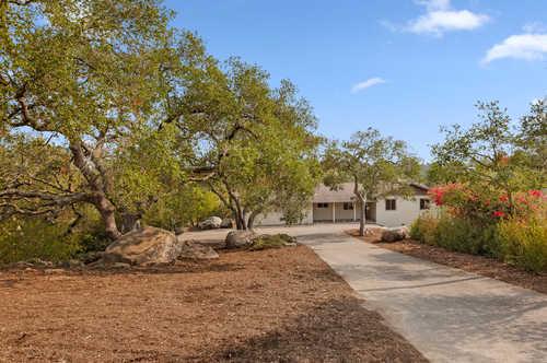 $1,895,000 - 3Br/2Ba -  for Sale in 15 - Las Canoas/el Cielito, Santa Barbara