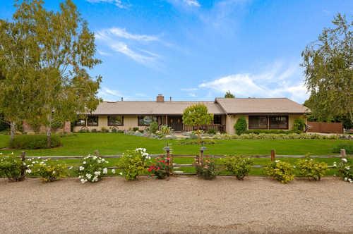 $2,395,000 - 4Br/4Ba -  for Sale in Skyline Park, Santa Ynez