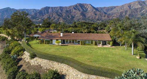 $16,750,000 - 4Br/5Ba -  for Sale in Montecito