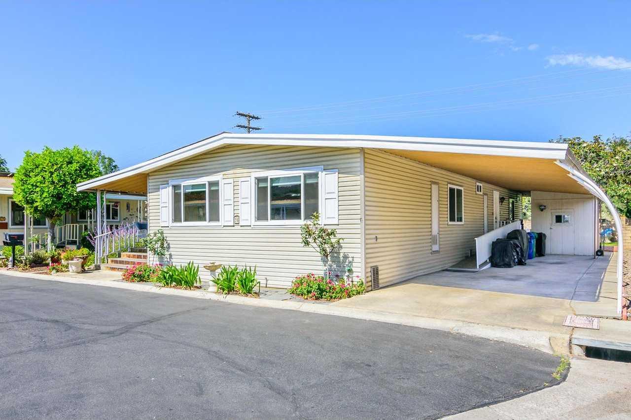 9255 N Magnolia 26 Santee, CA 92071