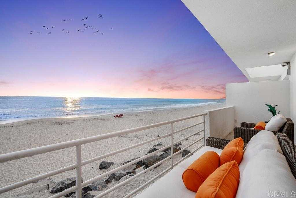 $9,995,000 - 3Br/4Ba -  for Sale in Beach Colony, Del Mar
