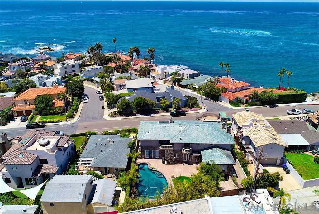 $4,750,000 - 5Br/5Ba -  for Sale in Bird Rock, La Jolla