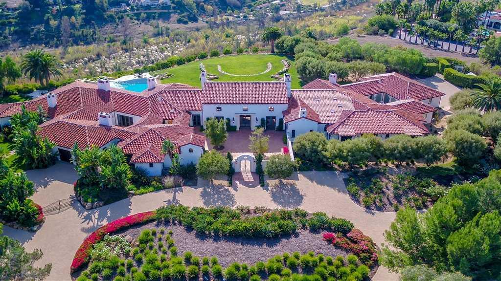 $14,450,000 - 7Br/10Ba -  for Sale in Covenant, Rancho Santa Fe
