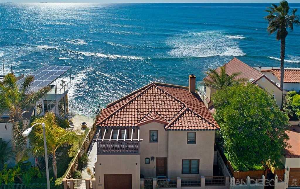 $3,930,000 - 2Br/3Ba -  for Sale in Bird Rock, La Jolla