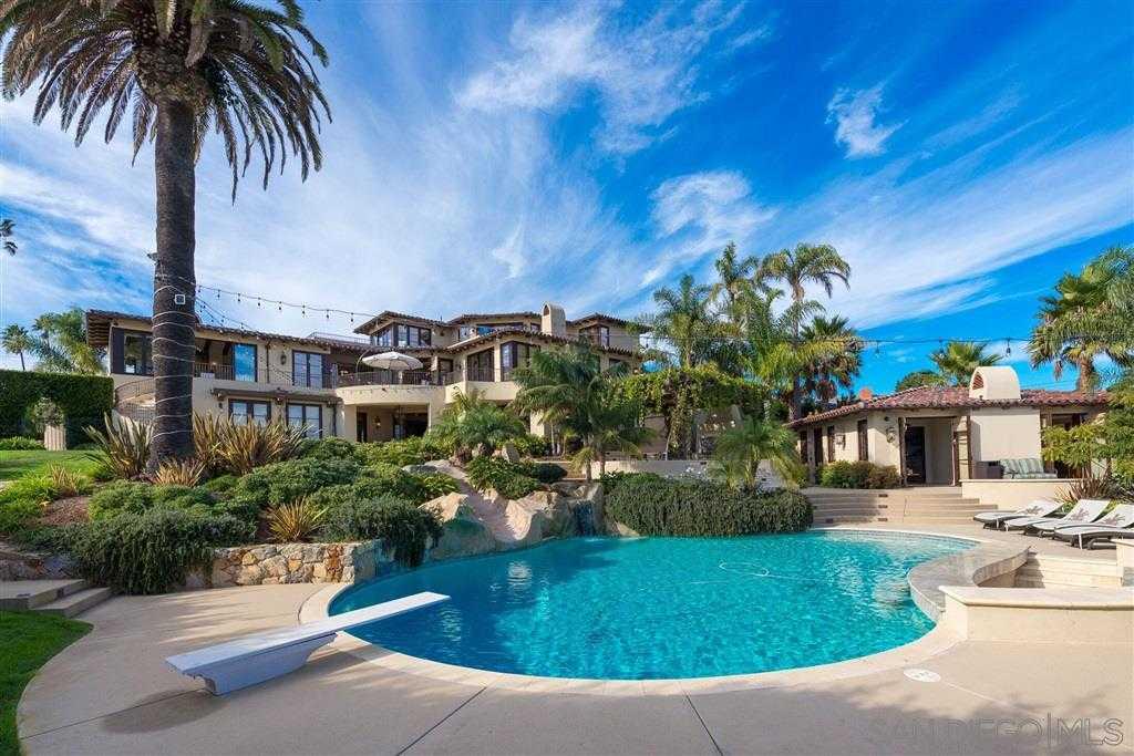 $10,888,000 - 6Br/7Ba -  for Sale in La Jolla Palisades, La Jolla