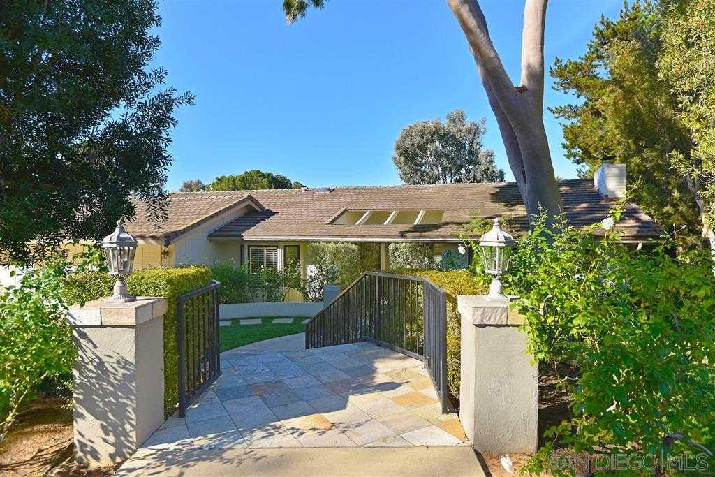 $2,395,000 - 4Br/3Ba -  for Sale in La Jolla Heights, La Jolla