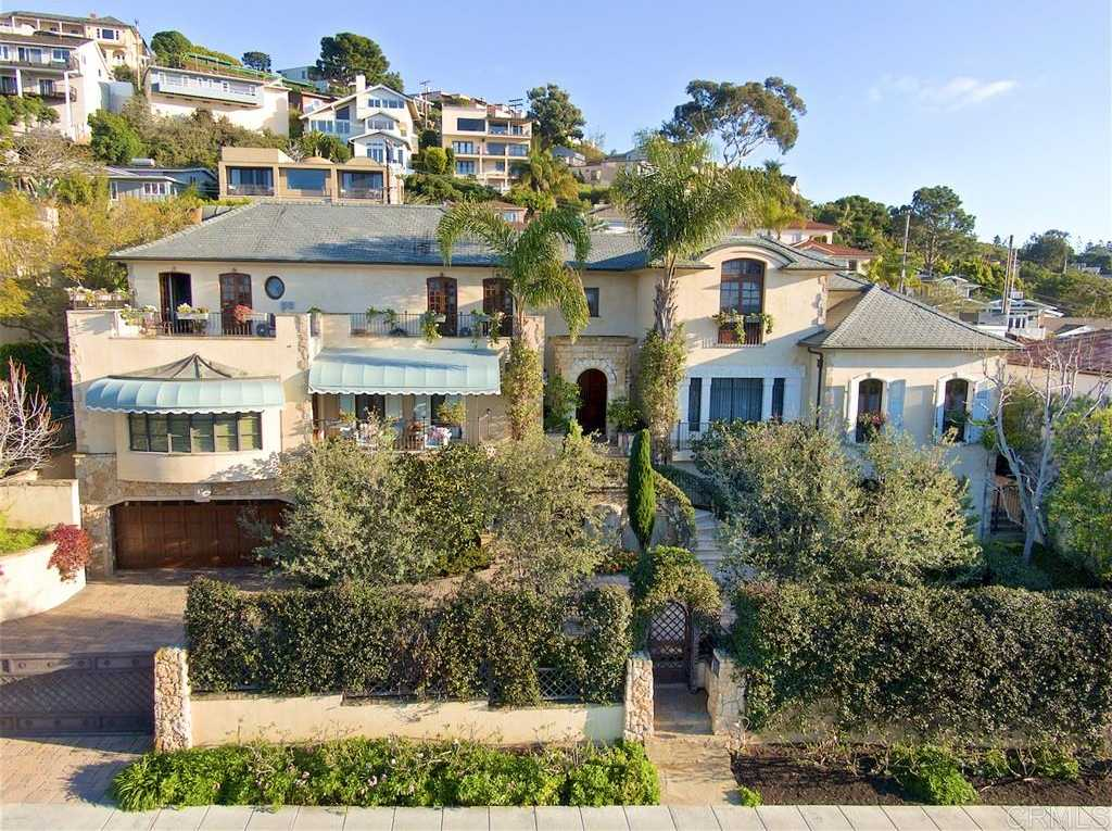 $9,800,000 - 5Br/8Ba -  for Sale in Village, La Jolla
