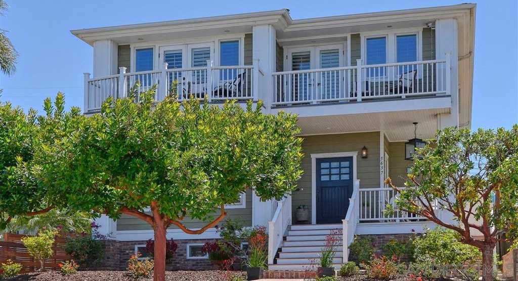 $2,795,000 - 4Br/4Ba -  for Sale in Bird Rock, La Jolla