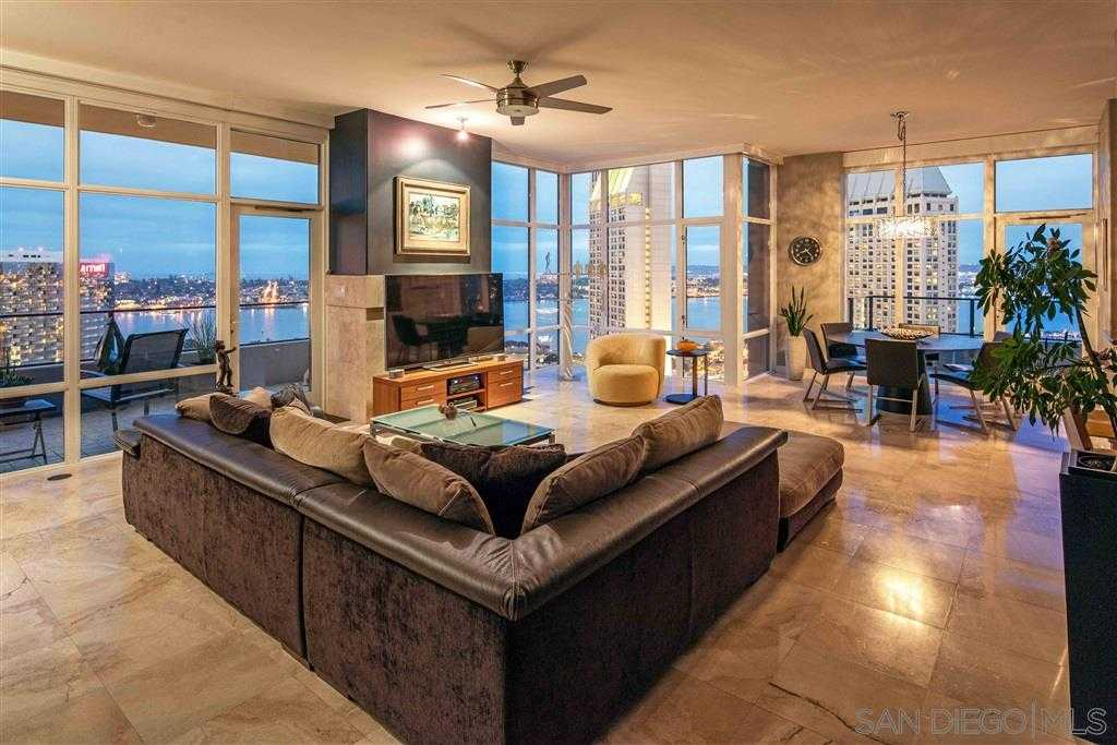 $2,650,000 - 2Br/3Ba -  for Sale in Marina District, San Diego