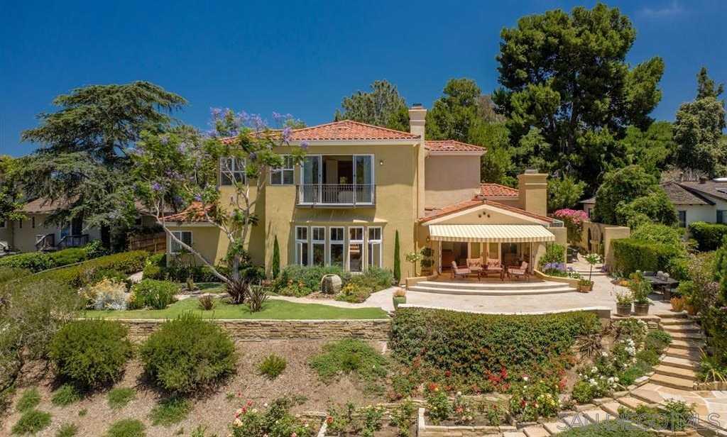 $3,995,000 - 4Br/5Ba -  for Sale in Muirlands, La Jolla