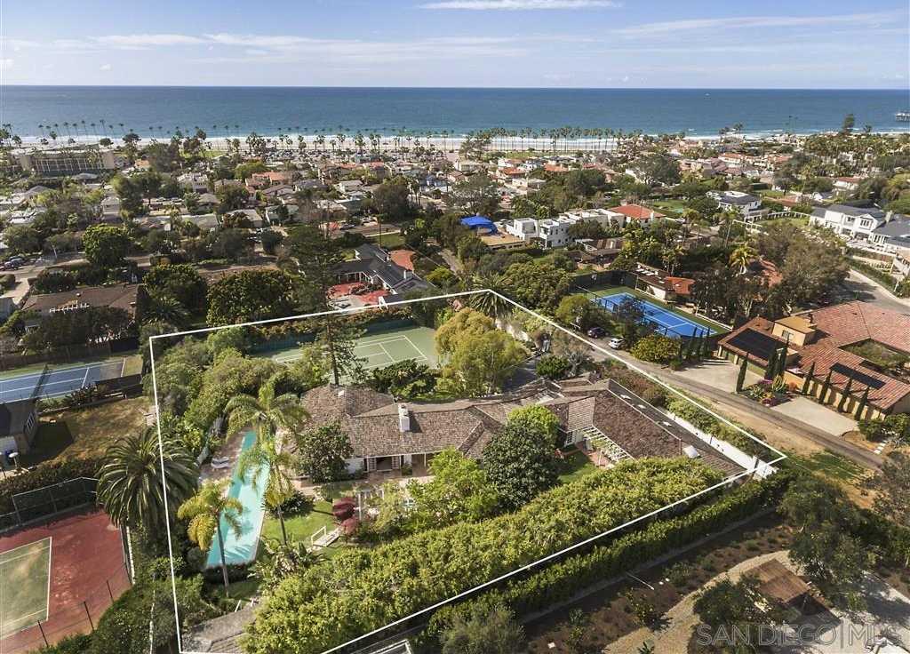 $8,500,000 - 6Br/7Ba -  for Sale in La Jolla Shores, La Jolla
