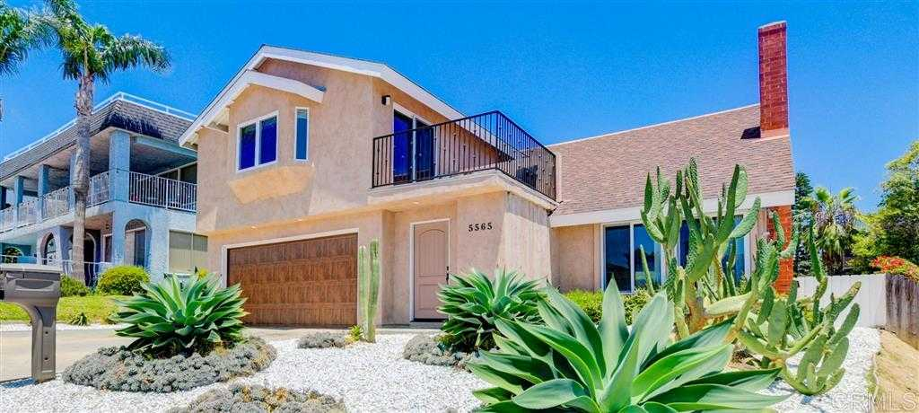 $1,600,000 - 5Br/3Ba -  for Sale in La Jolla Mesa, La Jolla