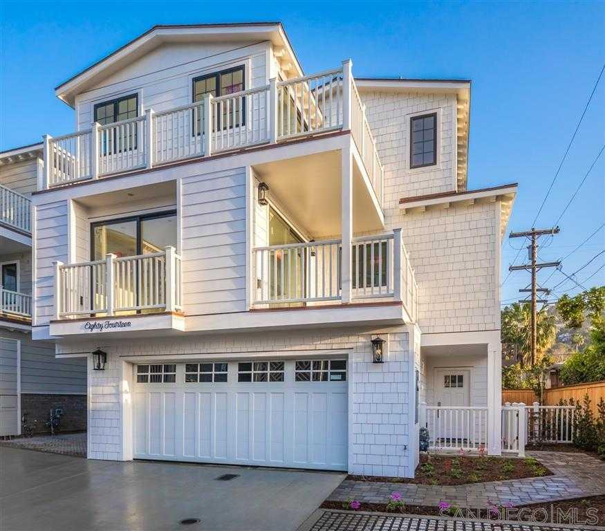 $1,975,000 - 2Br/4Ba -  for Sale in La Jolla Shores, La Jolla