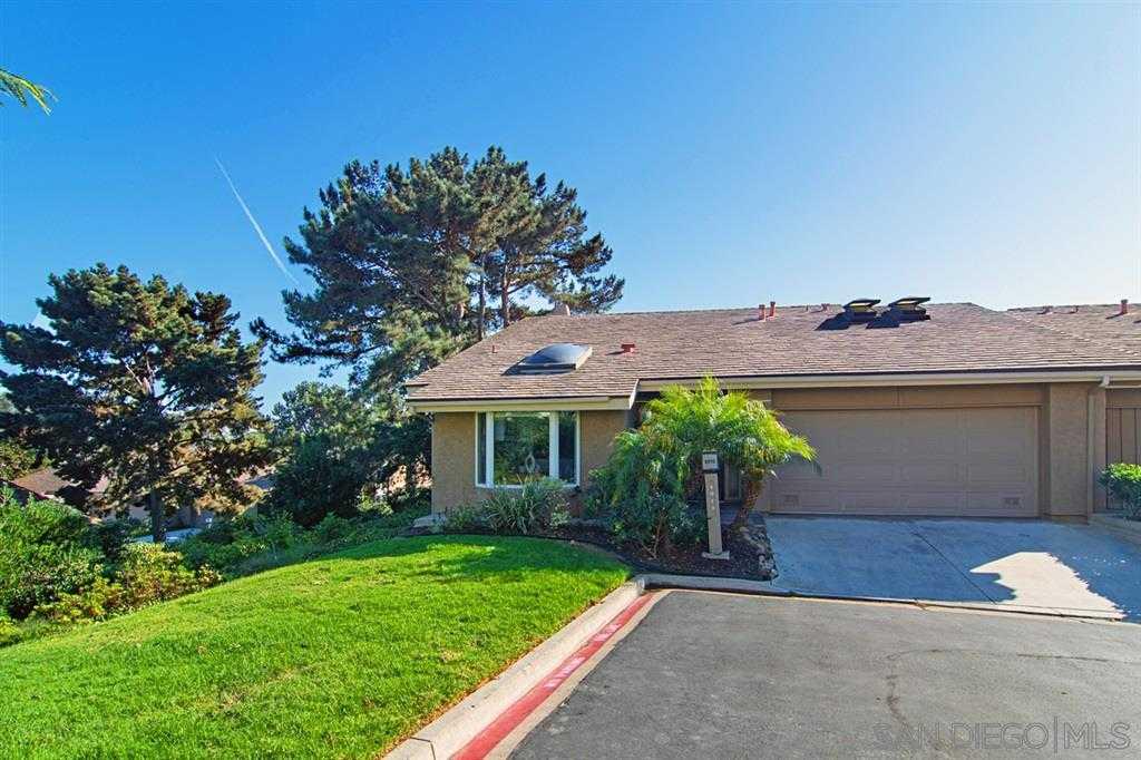 $895,000 - 3Br/3Ba -  for Sale in Mount La Jolla, La Jolla