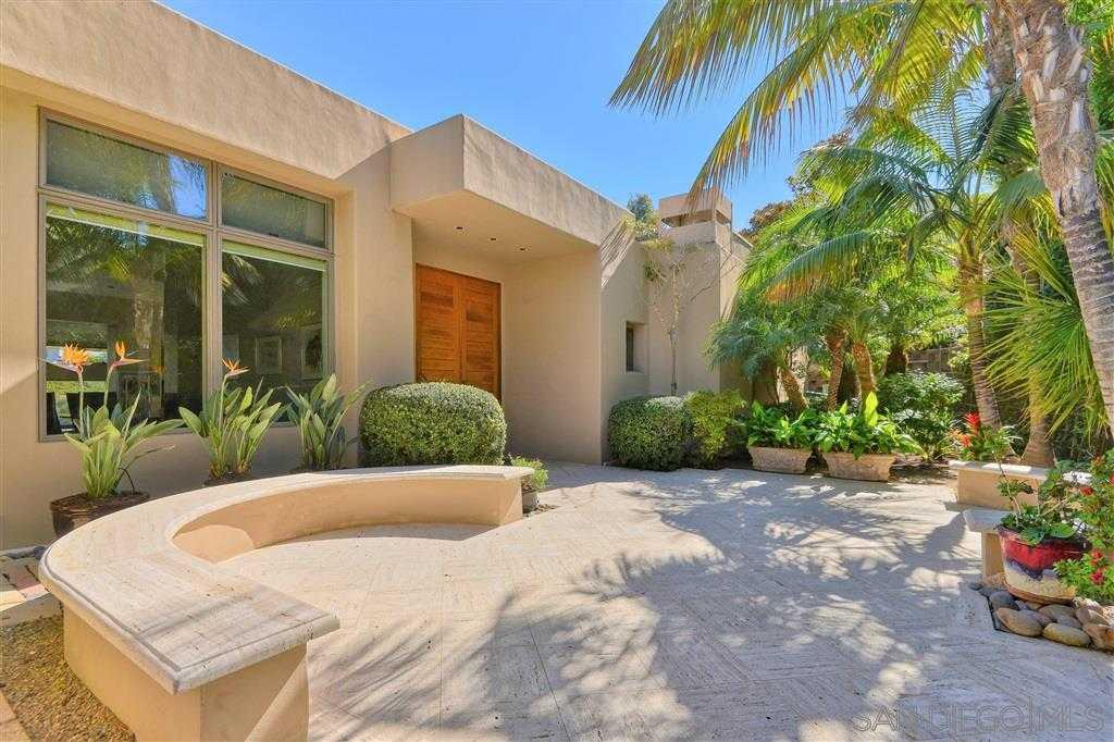 $6,395,000 - 5Br/8Ba -  for Sale in Hillside, La Jolla