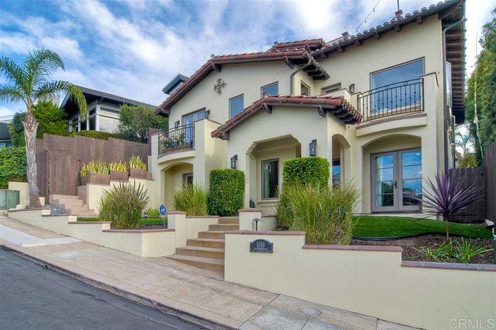 $3,395,000 - 4Br/5Ba -  for Sale in Birdrock, La  Jolla