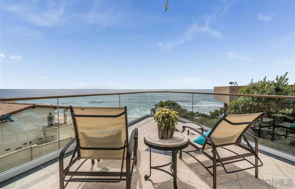 $6,795,000 - 4Br/5Ba -  for Sale in Windansea Beach, La Jolla