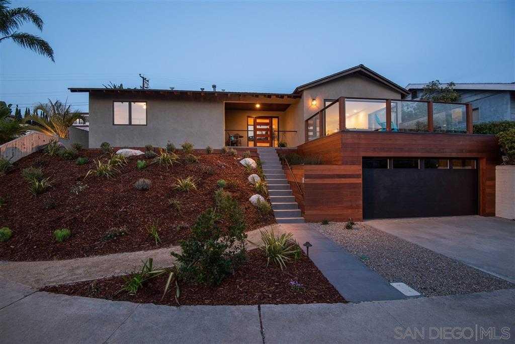 $2,375,000 - 3Br/2Ba -  for Sale in Bird Rock, La Jolla