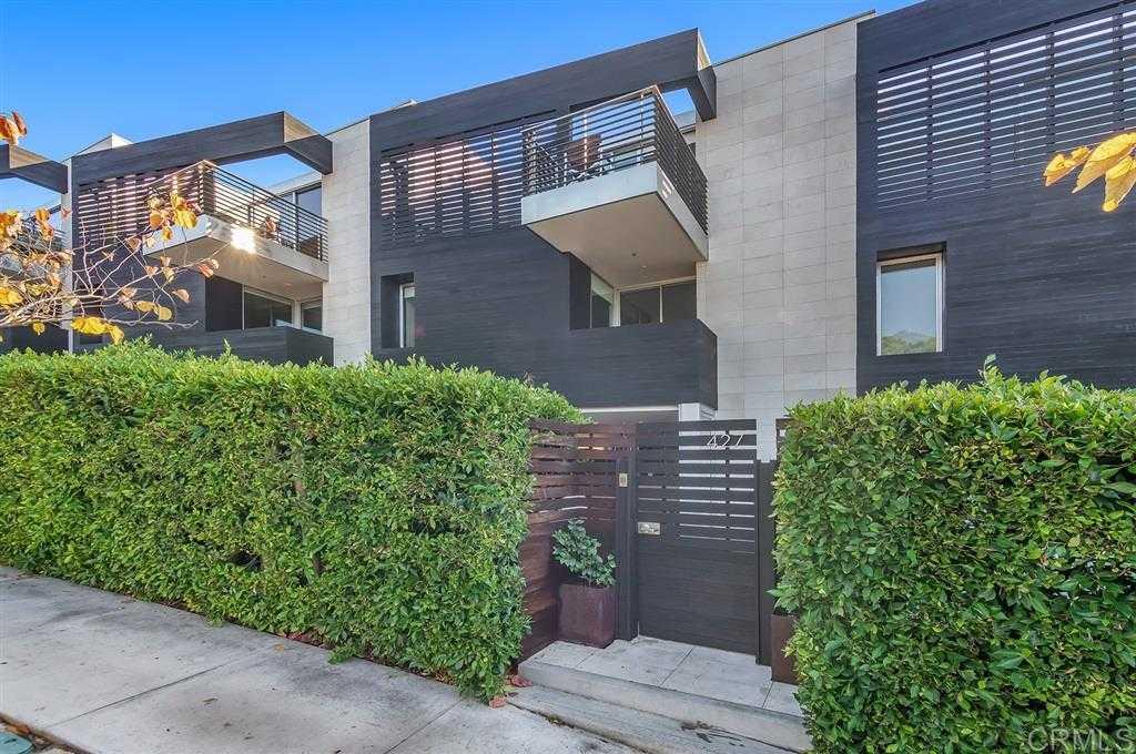 $2,660,000 - 3Br/4Ba -  for Sale in Village, La Jolla