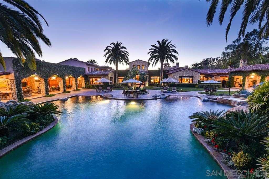 $11,495,000 - 5Br/7Ba -  for Sale in Rancho Santa Fe, San Diego