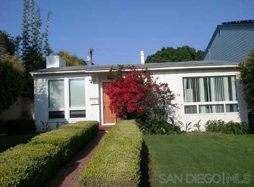 $2,795,000 - 3Br/2Ba -  for Sale in Bird Rock, La Jolla