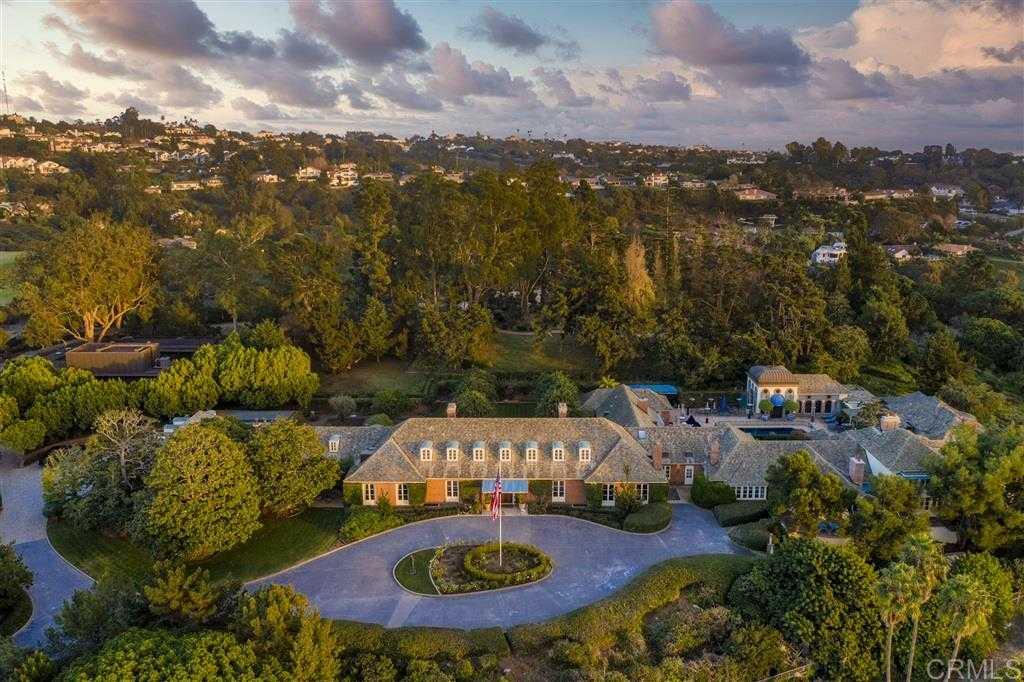 $25,000,000 - 10Br/14Ba -  for Sale in Country Club, La Jolla