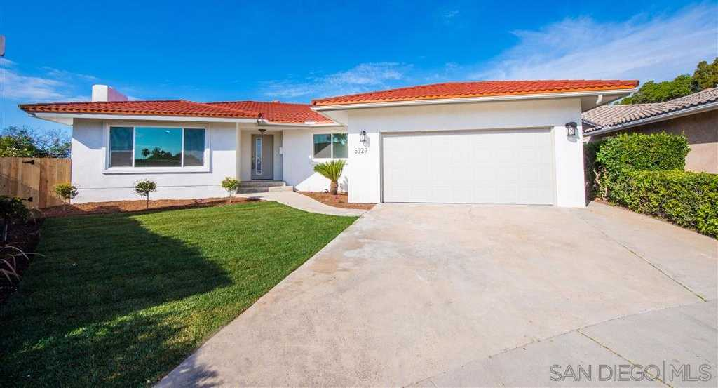 $849,000 - 5Br/2Ba -  for Sale in Del Cerro Manor, San Diego