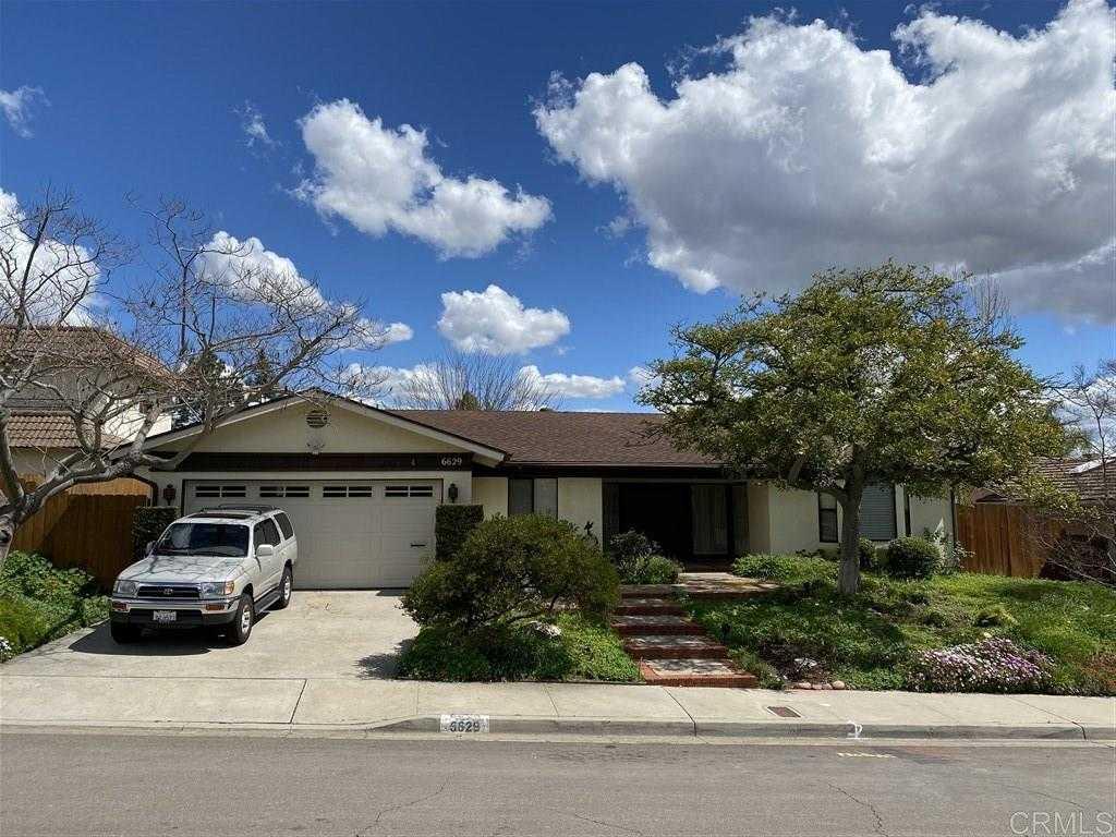6629 Bonnie View Dr San Diego, CA 92119