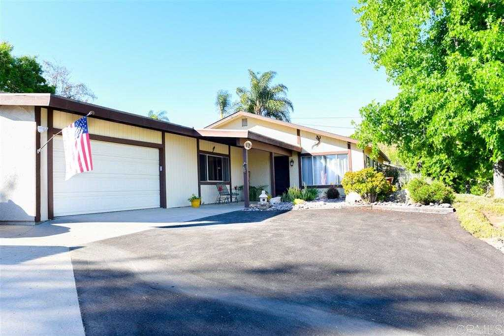 $619,000 - 4Br/2Ba -  for Sale in Peerless Orange Lands, El Cajon