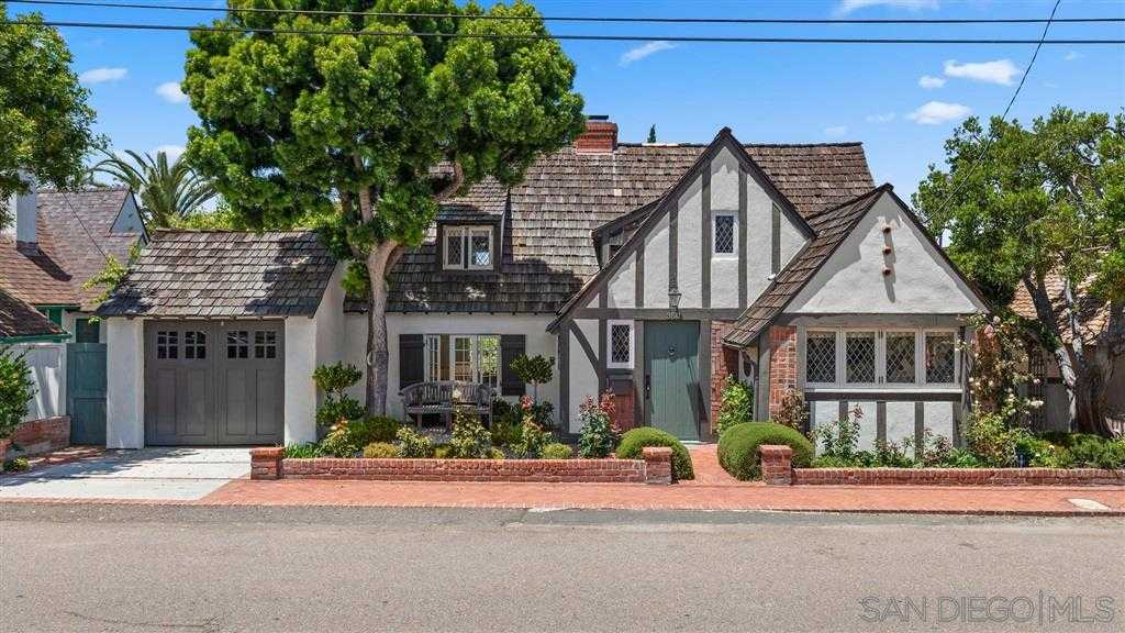 $2,899,000 - 3Br/2Ba -  for Sale in Beach Barber Tract, La Jolla