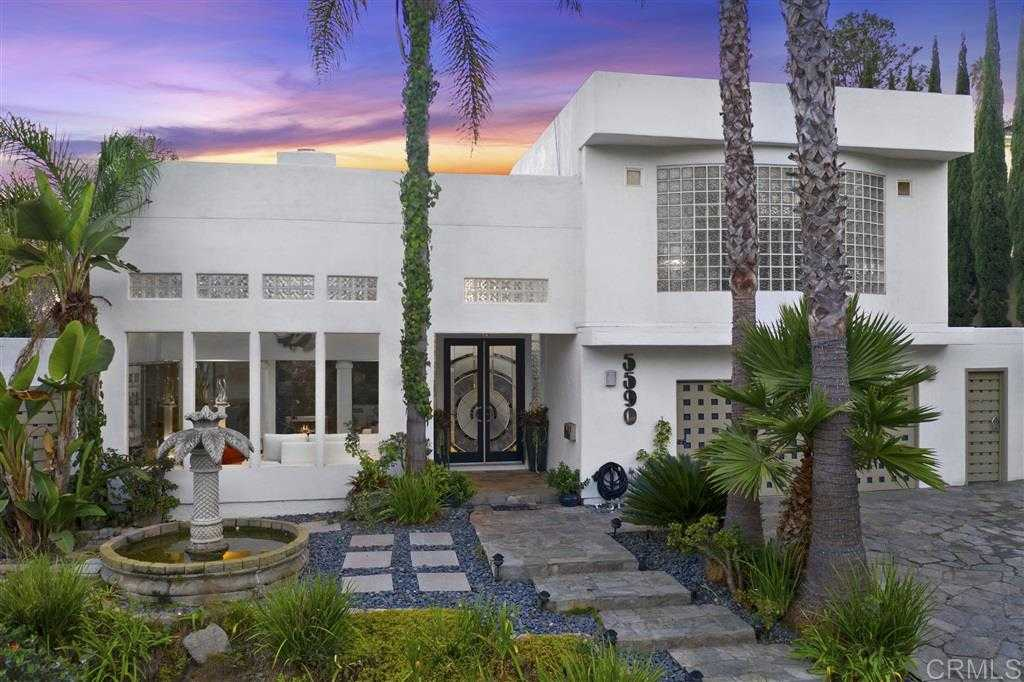 $1,898,888 - 5Br/3Ba -  for Sale in Soledad South, La Jolla