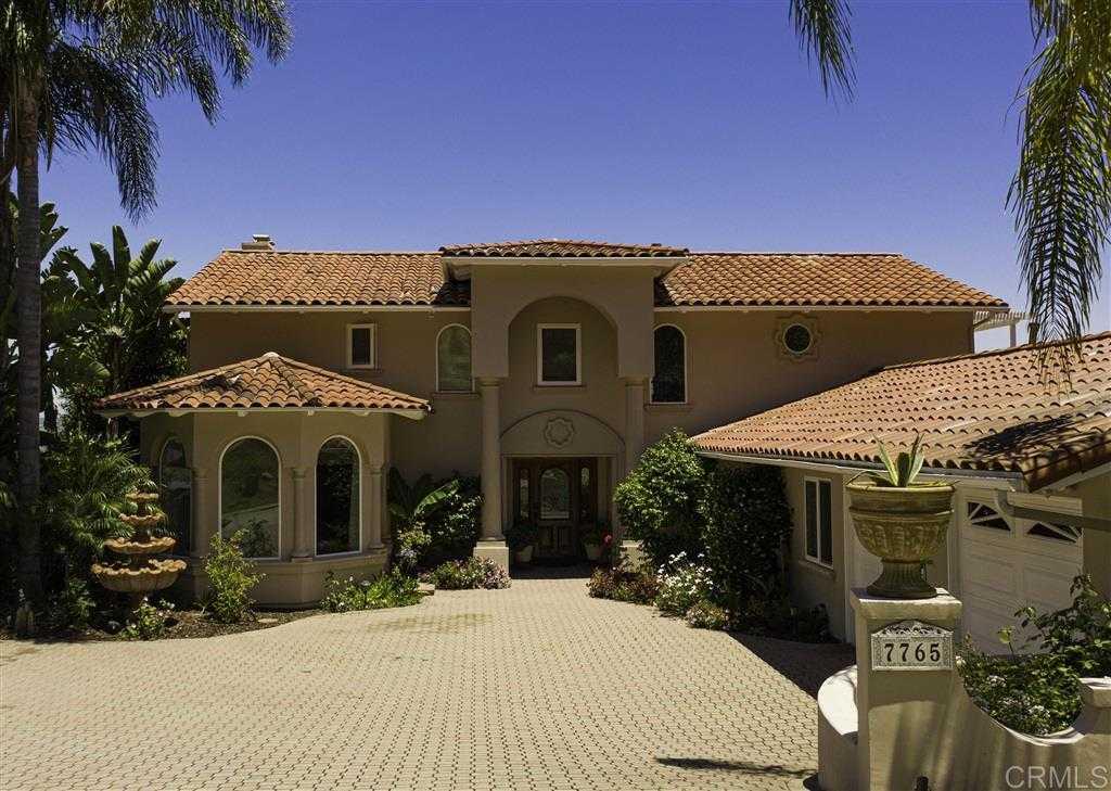 $2,890,000 - 5Br/5Ba -  for Sale in Hidden Valley, La Jolla