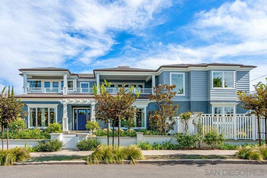 $5,495,000 - 5Br/5Ba -  for Sale in Lower Hermosa, La Jolla