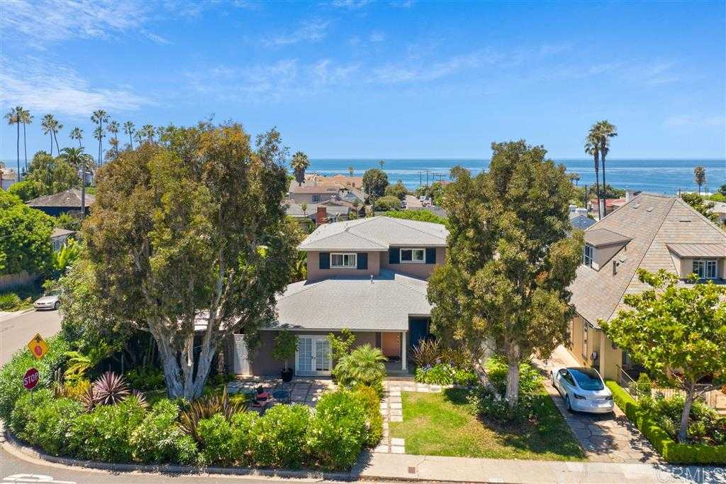 $2,895,000 - 3Br/4Ba -  for Sale in Barber Tract, La Jolla