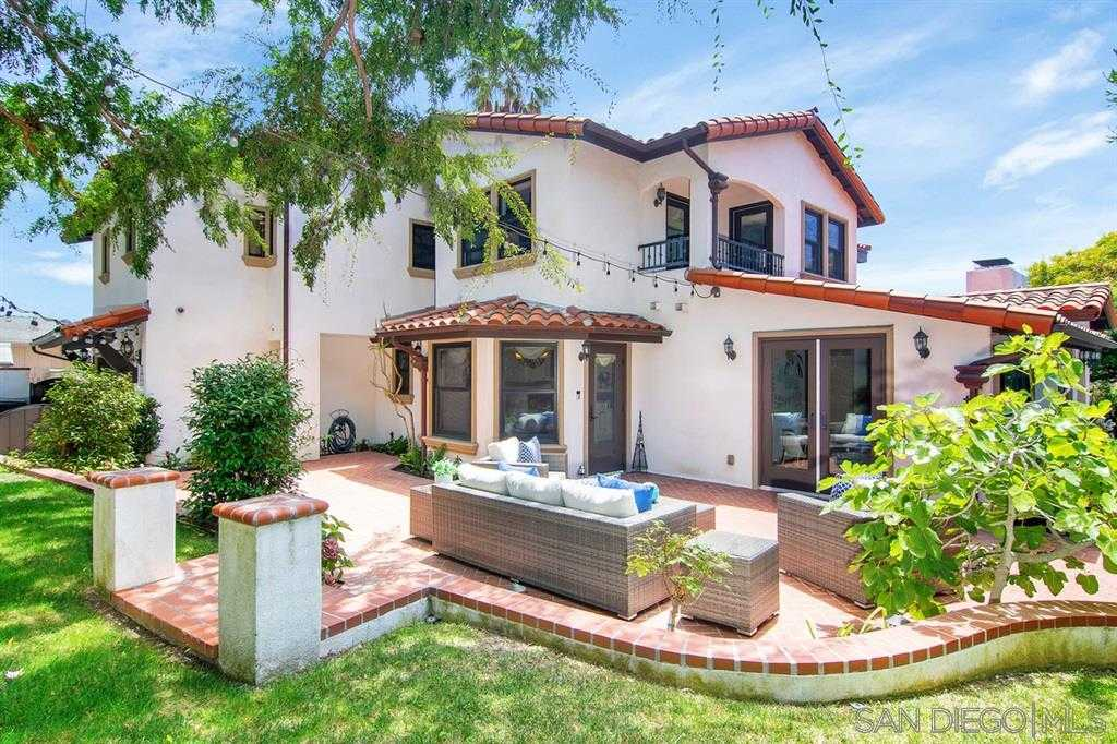 $3,185,000 - 5Br/4Ba -  for Sale in Bird Rock, La Jolla