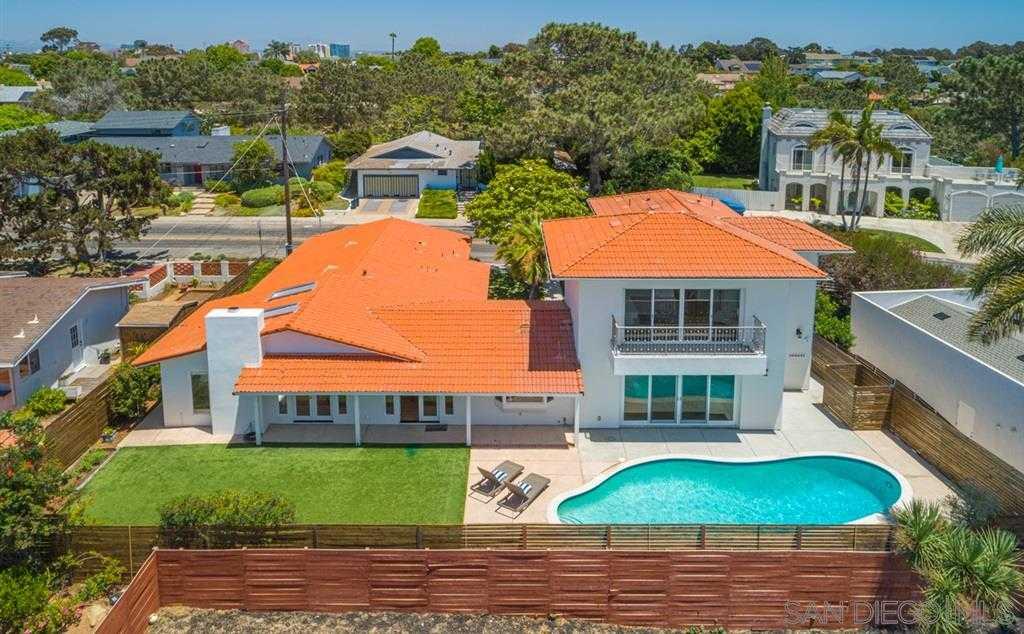 $2,995,000 - 4Br/3Ba -  for Sale in La Jolla Shores, La Jolla