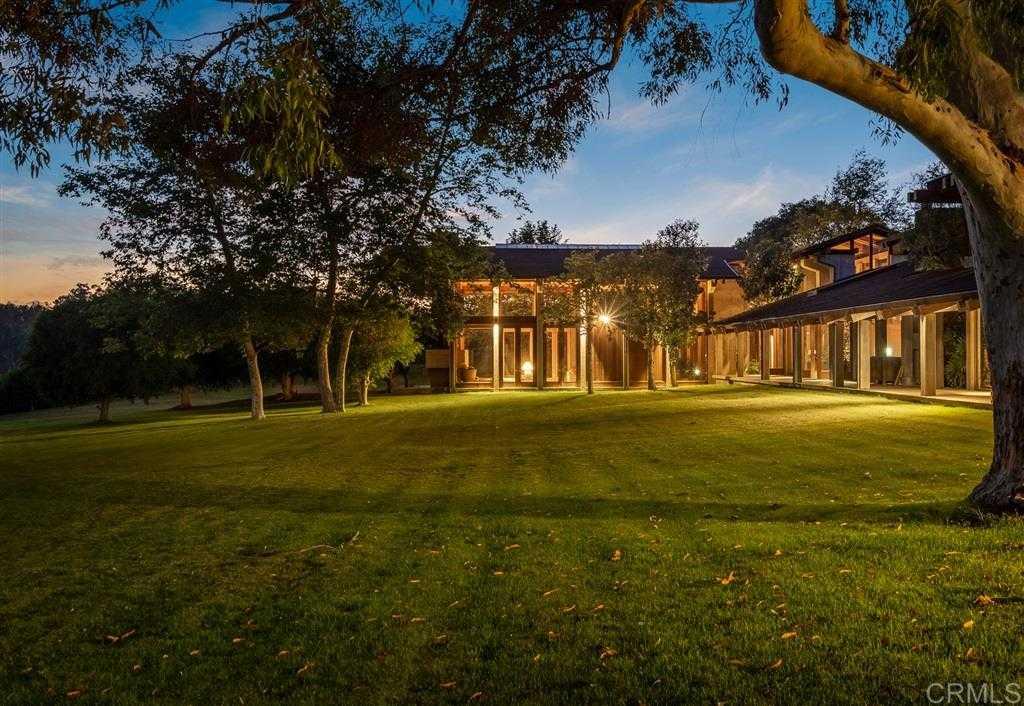 $19,995,000 - 4Br/9Ba -  for Sale in Covenant, Rancho Santa Fe