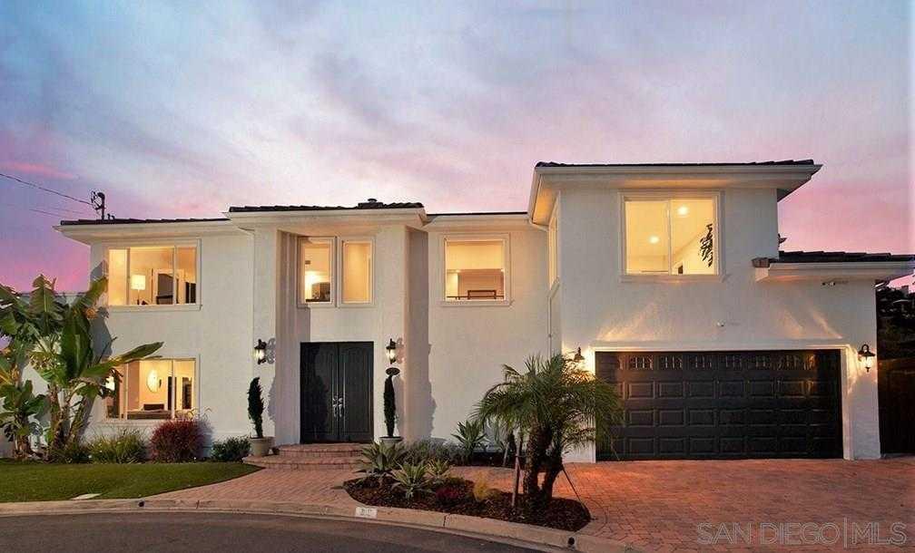 $2,269,000 - 4Br/4Ba -  for Sale in La Jolla Mesa Vista, La Jolla