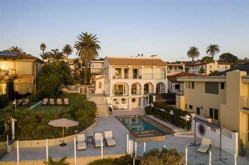 $9,995,000 - 3Br/5Ba -  for Sale in La Jolla, La Jolla