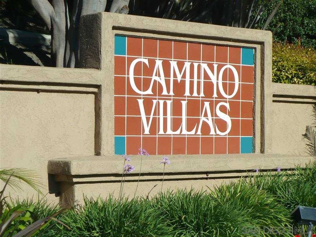 $539,500 - 2Br/2Ba -  for Sale in Camino Villas, San Diego