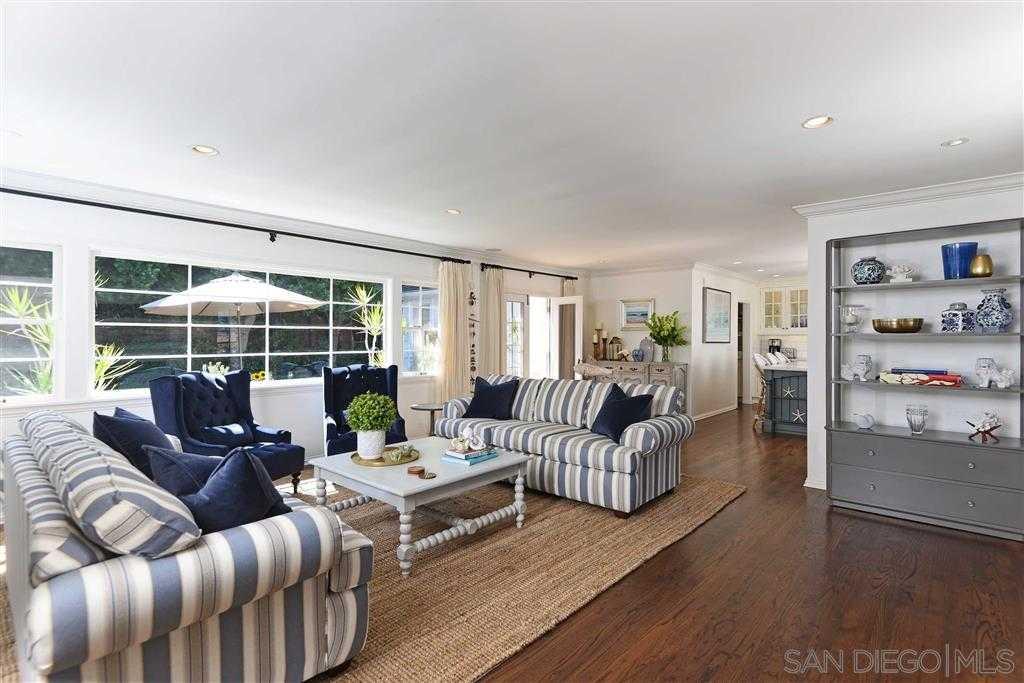 $3,495,000 - 4Br/3Ba -  for Sale in La Jolla Shores, La Jolla