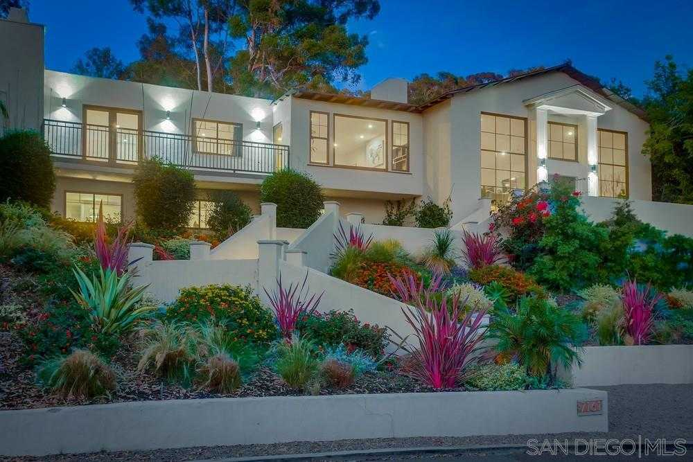 $3,595,000 - 5Br/6Ba -  for Sale in Counrty Club, San Diego
