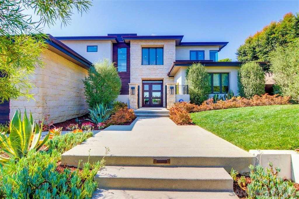 $5,995,000 - 6Br/6Ba -  for Sale in Muirlands, La Jolla