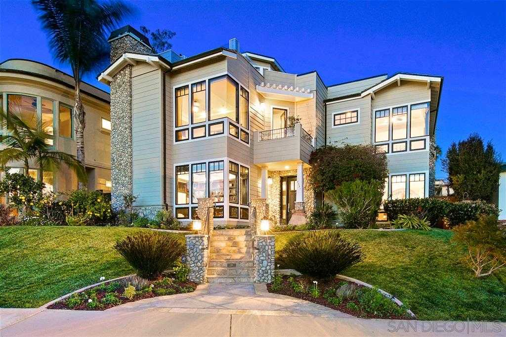 $3,295,000 - 4Br/5Ba -  for Sale in Bird Rock, La Jolla