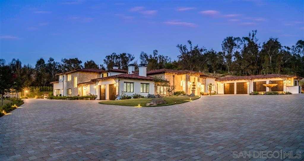 $11,995,000 - 7Br/9Ba -  for Sale in Covenant, Rancho Santa Fe